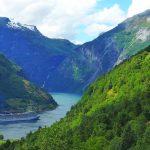 Qué ver en los puertos de Hellesylt-Geiranger (en los fiordos de Noruega)