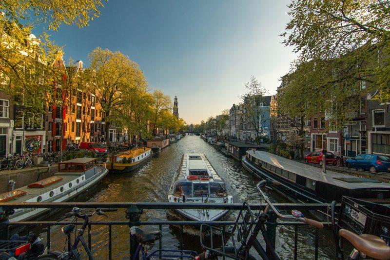 planes gratis en amsterdam