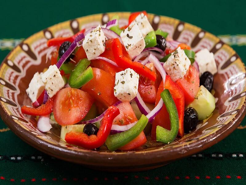 Clase de Cocina Griega