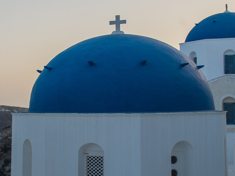 Iglesia Ortodoxa Agios Nicolaos