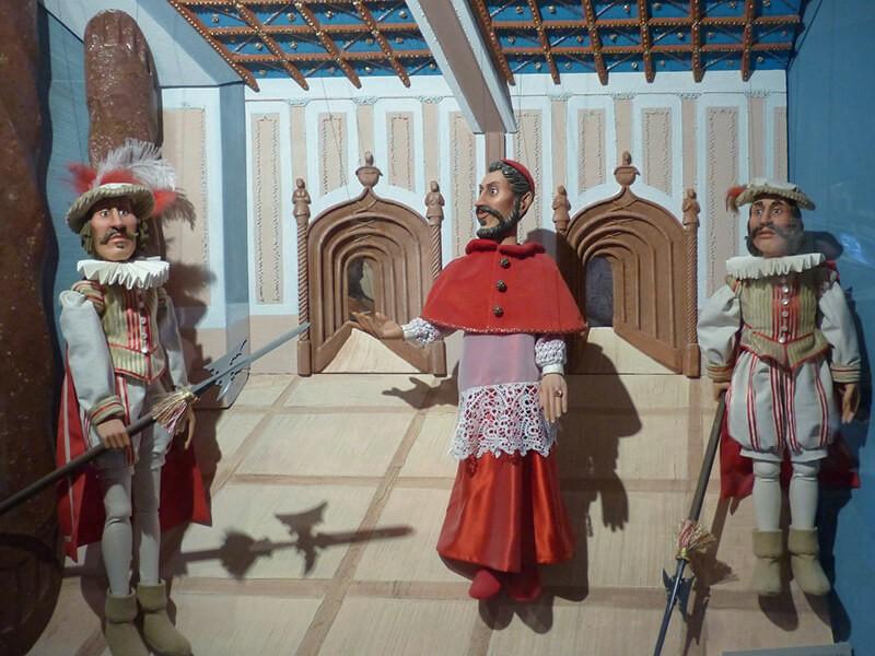 Museo Internacional de Marionetas