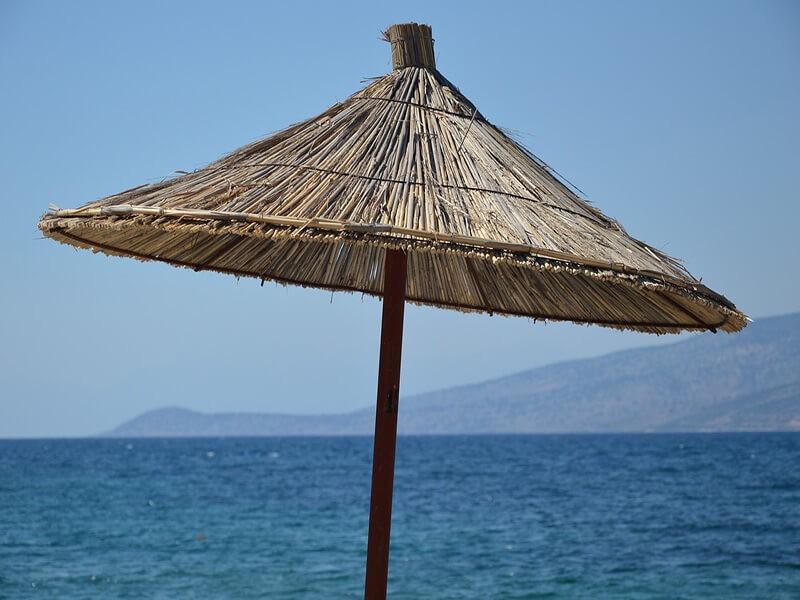 Playas de Ksamil