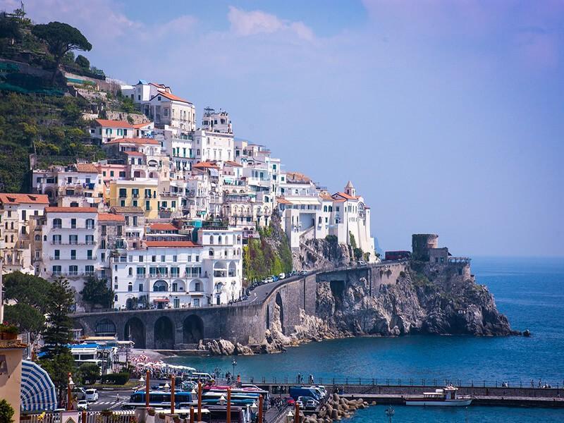 que ver en Amalfi