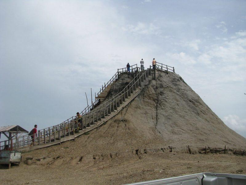 Volcan del Totumo