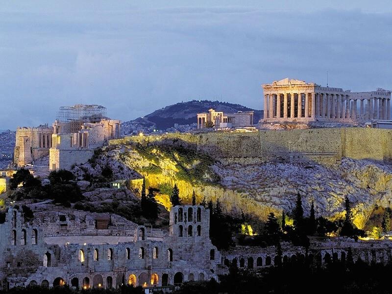 Acrópolis, Atenas