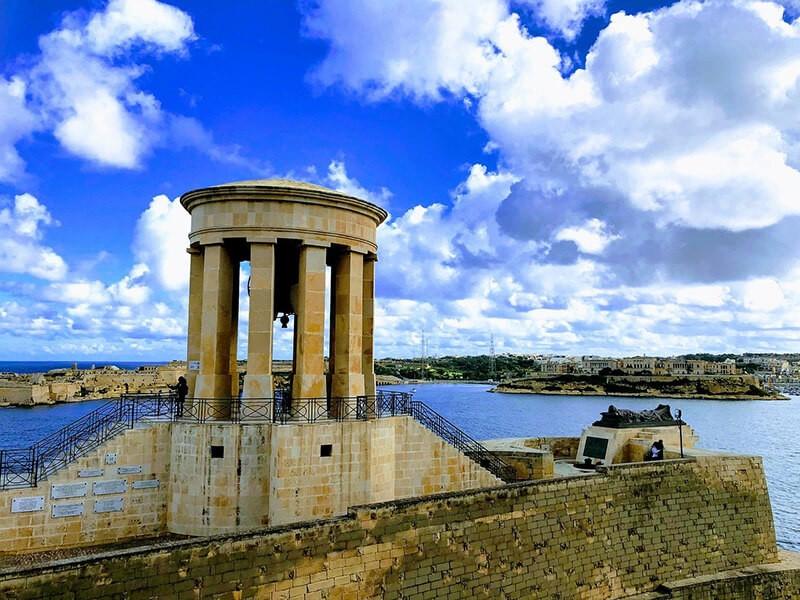 Campana del Asedio, Malta
