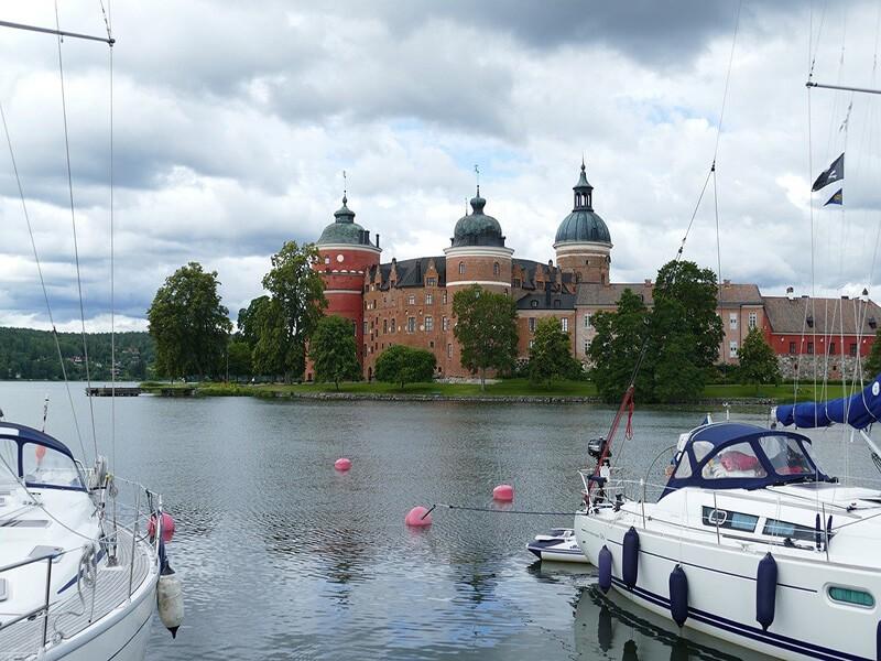 Castillo Gripsholm, Estocolmo