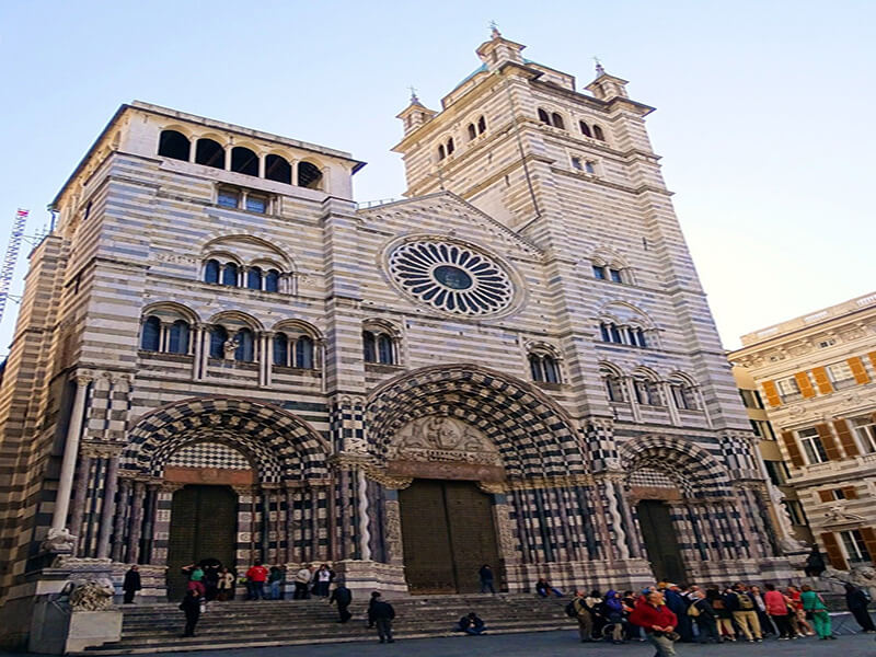 Catedral de San Lorenzo, Genova