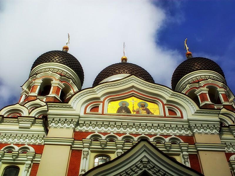Catedral de Tallin