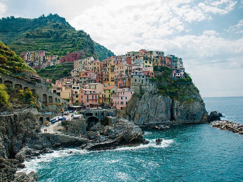 Cinque Terre, cerca de Genova