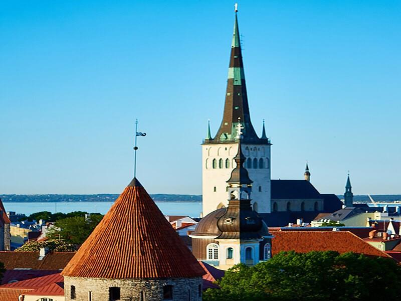 Iglesia de San Olaf, Tallin