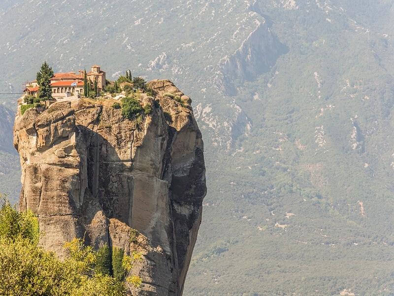 Meteora, Atenas