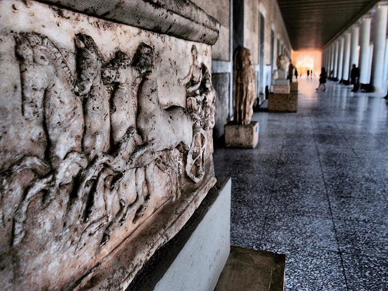Museo Arqueológico, Atenas