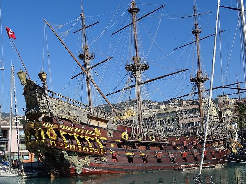 Museo Marítimo, Genova