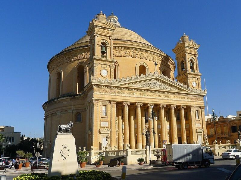 Rotunda de Mosta, Malta