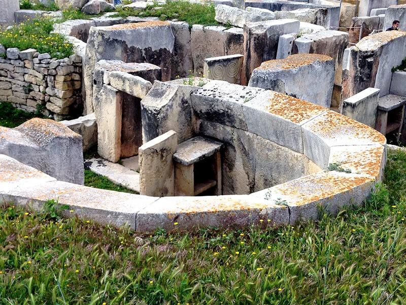 Templo de Tarxien, Malta