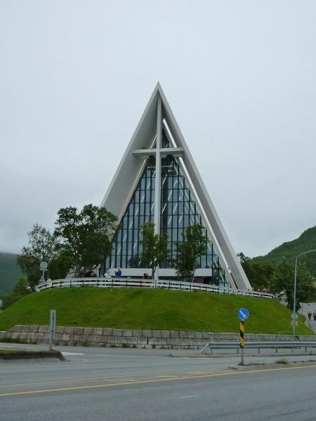catedral del artico tromso