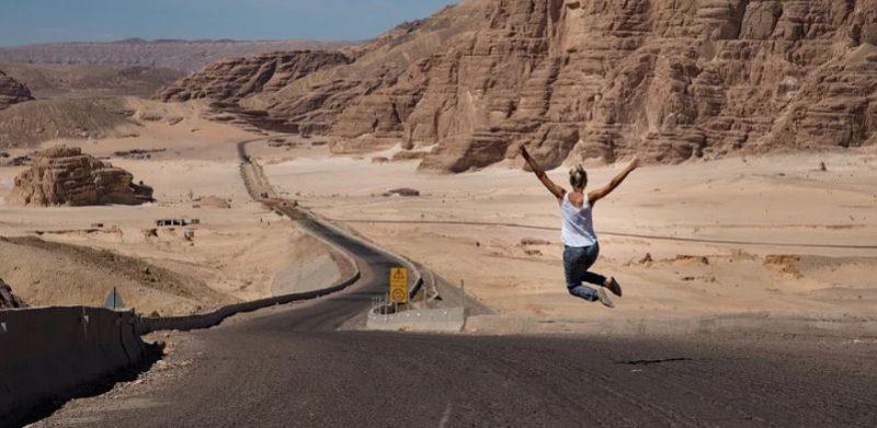 ruta por egipto