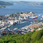 Las mejores escalas de los cruceros que pasan por Noruega