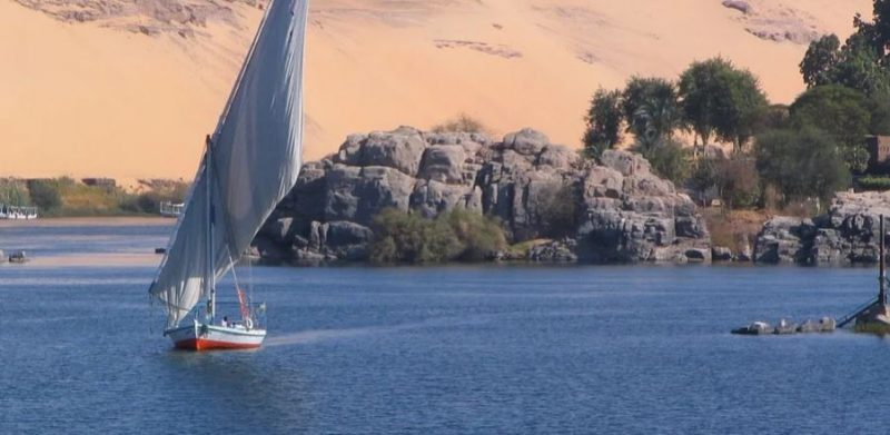 cruceros fluviales por egipto