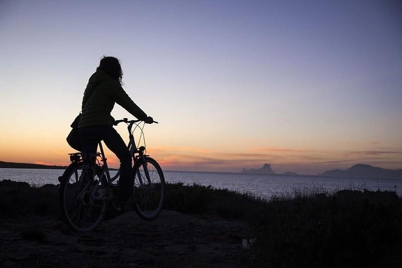 bicicleta formentera