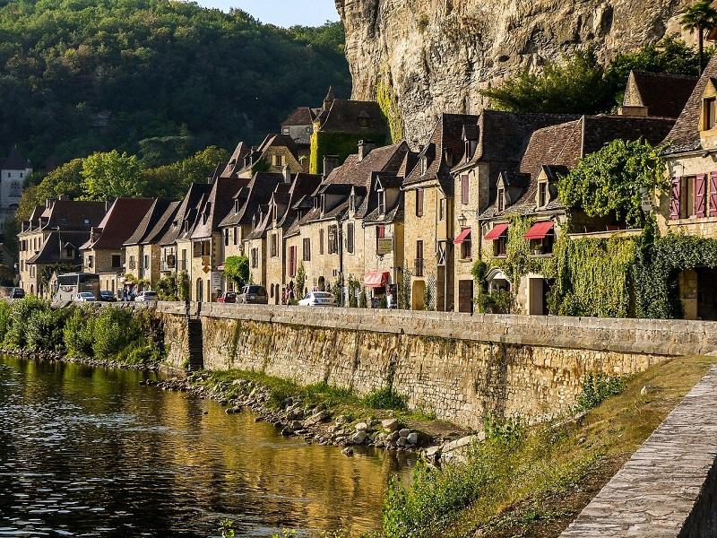 ruta en autocaravana por Francia